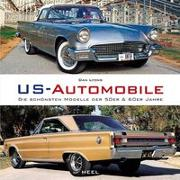 Cover-Bild zu US-Automobile von Lyons, Dan