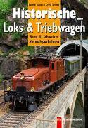 Cover-Bild zu Historische Loks & Triebwagen - Normalspur von Seifert, Cyrill