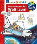 Cover-Bild zu Erne, Andrea: Wieso? Weshalb? Warum? Wir entdecken den Weltraum (Band 32)