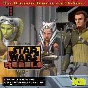 Cover-Bild zu Star Wars Rebels - Folge 7 (Audio Download) von Bingenheimer, Gabriele