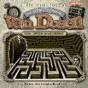 Cover-Bild zu Professor van Dusen, Folge 4: Der Mann, der seinen Kopf verlor (Audio Download) von Koser, Michael