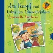Cover-Bild zu Jim Knopf: Jim Knopf und Lukas der Lokomotivführer - Gesammelte Abenteuer von Ende, Michael