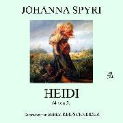 Cover-Bild zu Heidi (4 von 5) (Audio Download) von Spyri, Johanna