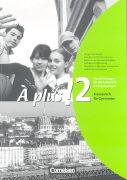 Cover-Bild zu À plus! 2. Handreichungen für den Unterricht von Lalo, Laurent (Illustr.)