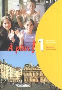 Cover-Bild zu À plus! 1. Arbeitsbuch von Bächle, Hans