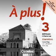 Cover-Bild zu À plus! 3. Charnières. Vorschläge zur Leistungsmessung von Mann-Grabowski, Catherine