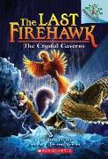 Cover-Bild zu Charman, Katrina: The Crystal Caverns: A Branches Book (the Last Firehawk #2), 2