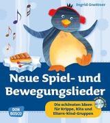 Cover-Bild zu Neue Spiel- und Bewegungslieder, m. Audio-CD von Gnettner, Ingrid