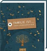 Cover-Bild zu Familie ist ... Unser Erinnerungsalbum von Funk, Kristin