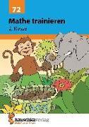 Cover-Bild zu Heiß, Helena: Mathe trainieren 2. Klasse
