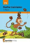 Cover-Bild zu Heiß, Helena: Mathe trainieren 1. Klasse