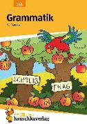 Cover-Bild zu Heiß, Helena: Grammatik 3. Klasse