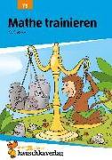 Cover-Bild zu Heiß, Helena: Mathe trainieren 3. Klasse