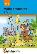Cover-Bild zu Heiß, Helena: Mathe trainieren 3. Klasse (eBook)