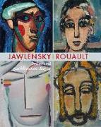 Cover-Bild zu Alexej von Jawlensky - Georges Rouault von Affentranger-Kirchrath, Angelika (Hrsg.)