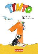 Cover-Bild zu Tinto 1 1. Schuljahr. Neubearbeitung 2018. Arbeitsheft Schreiben/Lesen von Anders, Linda