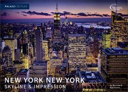 Cover-Bild zu Palazzi New York-New York immerwärender von Hartmann, Bernhard (Fotogr.)