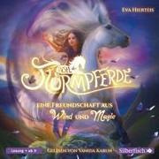 Cover-Bild zu Hierteis, Eva: Eine Freundschaft aus Wind und Magie