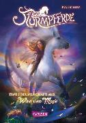 Cover-Bild zu Hierteis, Eva: Insel der Sturmpferde 1: Eine Freundschaft aus Wind und Magie (eBook)