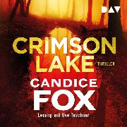 Cover-Bild zu Crimson Lake (Audio Download) von Fox, Candice