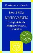 Cover-Bild zu Macro Markets von Shiller, Robert J.
