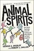 Cover-Bild zu Animal Spirits von Akerlof, George A.