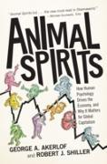 Cover-Bild zu Animal Spirits (eBook) von Shiller, Robert J.