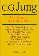 Cover-Bild zu C.G.Jung, Gesammelte Werke. Bände 1-20 Hardcover / Band 8: Die Dynamik des Unbewußten von Jung, C.G.