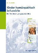 Cover-Bild zu Kinder homöopathisch behandeln (eBook) von Boeddrich, Ute