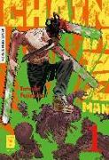 Cover-Bild zu Chainsaw Man 01 von Fujimoto, Tatsuki