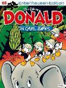 Cover-Bild zu Disney: Entenhausen-Edition-Donald Bd. 65 von Barks, Carl