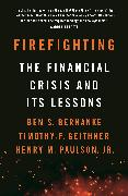 Cover-Bild zu Firefighting (eBook) von Bernanke, Ben S.