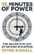 Cover-Bild zu 15 Minutes of Power (eBook) von Riddell, Peter