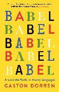 Cover-Bild zu Babel (eBook) von Dorren, Gaston