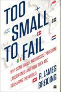 Cover-Bild zu Too small to fail von Breiding, R. James