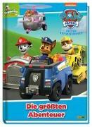 Cover-Bild zu Hoffart, Nicole (Chefred.): Paw Patrol: Die größten Abenteuer