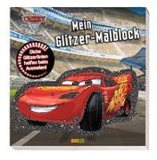 Cover-Bild zu Hoffart, Nicole (Chefred.): Disney Cars 3: Mein Glitzer-Malblock
