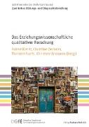 Cover-Bild zu Das Erziehungswissenschaftliche qualitativer Forschung (eBook) von Kreitz, Robert (Hrsg.)