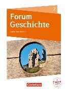 Cover-Bild zu Forum Geschichte 7. Schuljahr. Neue Ausgabe. Schülerbuch mit Online-Angebot. BW von Cornelißen, Hans-Joachim