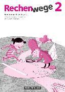 Cover-Bild zu Rechenwege 2. SJ. Handreichungen für den Unterricht. Nord- und Süd-Ausgabe von Fuchs, Mandy
