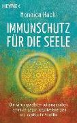 Cover-Bild zu Immunschutz für die Seele von Hackl, Monnica