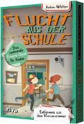 Cover-Bild zu Flucht aus der Schule - Das spannende Escape-Spiel für Kinder von Abfalter, Katrin