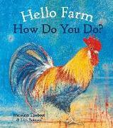 Cover-Bild zu Thiebout, Marjolein: Hello Farm, How Do You Do?
