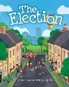 Cover-Bild zu Levenson, Eleanor: The Election: North America edition