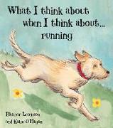 Cover-Bild zu Levenson, Eleanor: What I Think about When I'm Running