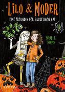 Cover-Bild zu Kempen, Sarah M.: Lilo & Moder - Eine Freundin der gruseligen Art