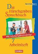 Cover-Bild zu Das Hirschgraben Sprachbuch Arbeitsheft (vierfarbig) von Kreibich, Astrid