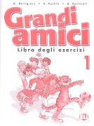 Cover-Bild zu Livello 1: Libro degli esercizi - Grandi amici