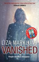 Cover-Bild zu Marklund, Liza: Vanished (eBook)