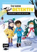 Cover-Bild zu Der kleine Detektiv - Rätselhafte Spuren im Schnee von Trédez, Emmanuel
